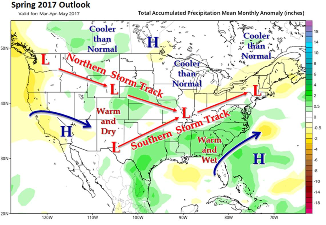 Spring 2017 Outlook