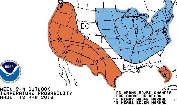 Temperature map 5 image